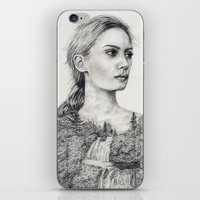 Don't Be Tempted To Look… iPhone & iPod Skin