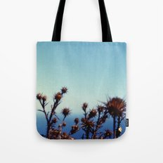 Sun-Bleached Blossom Tote Bag