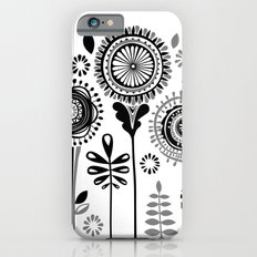 Folksy Flowerheads iPhone 6 Slim Case