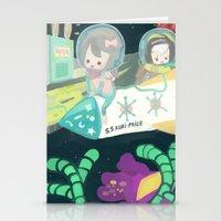 Kuri-prize Stationery Cards