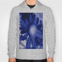Petals Blue Hoody