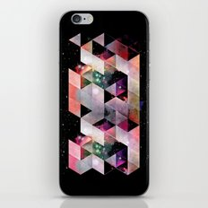 DYSTYNT iPhone & iPod Skin