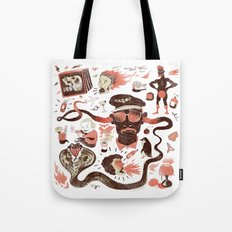 Crazy Travel Stories Tote Bag