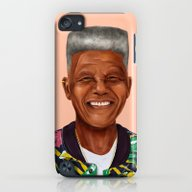 Hipstory - Nelson Mandel… iPod touch Slim Case