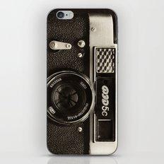 FED 5 | Vintage Camera iPhone & iPod Skin