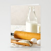 Vintage Cooking Stationery Cards
