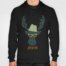 Deer Hipster Hoody