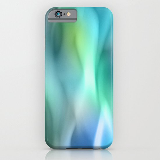 Blue Flame iPhone & iPod Case