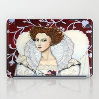 Elizabeth, The Virgin Qu… iPad Case