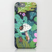 Beetle Pattern iPhone 6 Slim Case