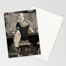 Bluto's Return Stationery Cards