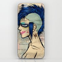 Mohawk iPhone & iPod Skin