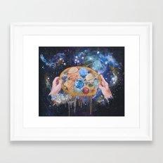 My Creative Space Framed Art Print