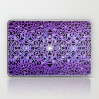 Floral abstract background G103 Laptop & iPad Skin