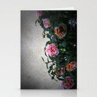 Flowers On Prospect Ave. Stationery Cards
