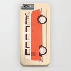Red Van iPhone 6s Slim Case
