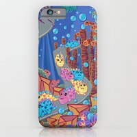 Underwater Parade iPhone 6 Slim Case