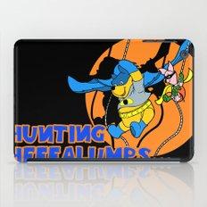 Bat Pooh! iPad Case