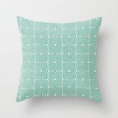 Chasm I Throw Pillow