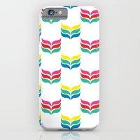 Bright Retro 2 iPhone 6 Slim Case