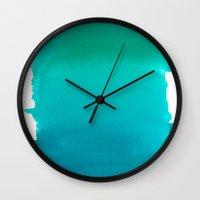 Caribbean Cues Wall Clock
