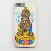 iPhone & iPod Case featuring TED by Felice  Zhukov