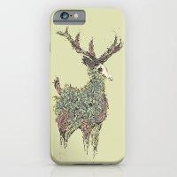 Beautiful Deer Old iPhone 6 Slim Case