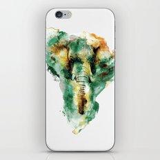 WILD AFRICA iPhone & iPod Skin