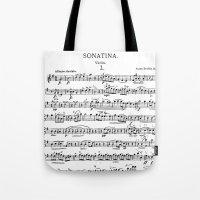 Sonatina Tote Bag