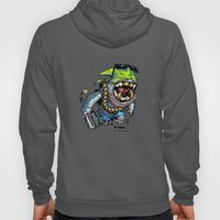 Rozwell gang - Al Grey - Villains of G universe Hoody