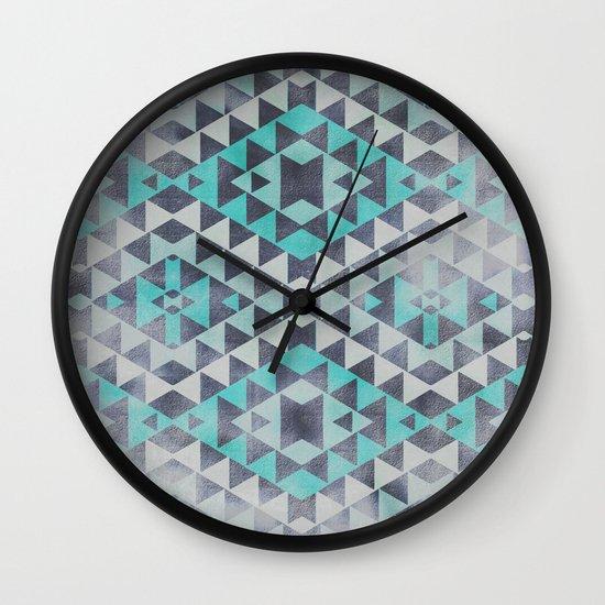 diving Wall Clock