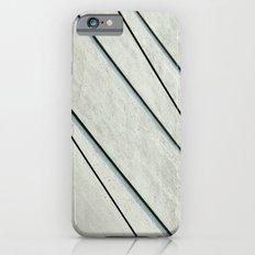 Black Lines iPhone 6 Slim Case