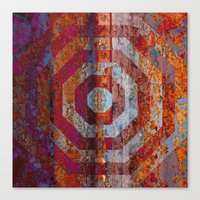 Metal Mania 14 Canvas Print