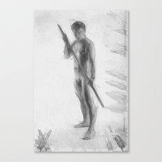 Path Finder Canvas Print