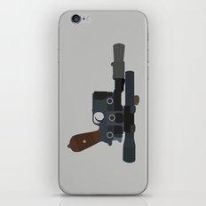 Shoot First. iPhone & iPod Skin