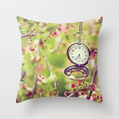 A time to remember Throw Pillow