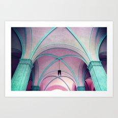 colonne II Art Print