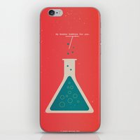 My Beaker Bubbles For Yo… iPhone & iPod Skin