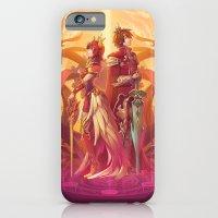 Medieval Sunset iPhone 6 Slim Case