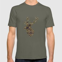The enchanted forest Mens Fitted Tee Lieutenant SMALL