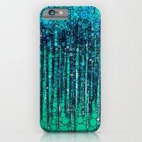 :: Blue Ocean Floor :: iPhone 6 Slim Case