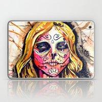 Dia De Los Muertos Laptop & iPad Skin
