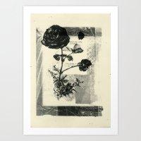 The Art Of Flower Arrang… Art Print
