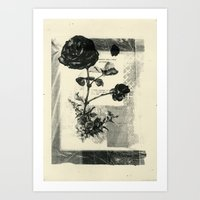 The Art Of Flower Arrang… Art Print