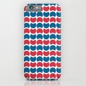 Hob Nob America Stripes iPhone & iPod Case