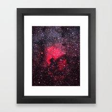 Pick A Star. Any Star. Framed Art Print