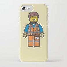 #10 Emmet Lego iPhone 7 Slim Case