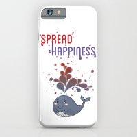 Spread Happiness iPhone 6 Slim Case