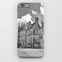 Castle B&W iPhone 6 Slim Case