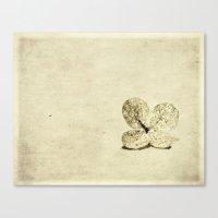 Little Hydrangea Canvas Print